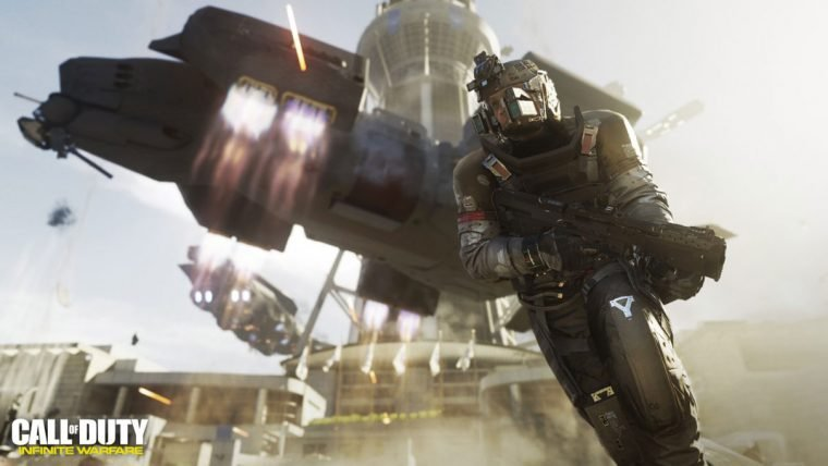 Call of Duty: Infinite Warfare | Explosões e armas tecnológicas no trailer de multiplayer