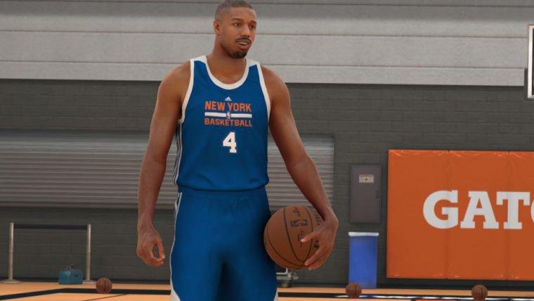 NBA 2K17   Michael B. Jordan vai estrelar modo história do jogo