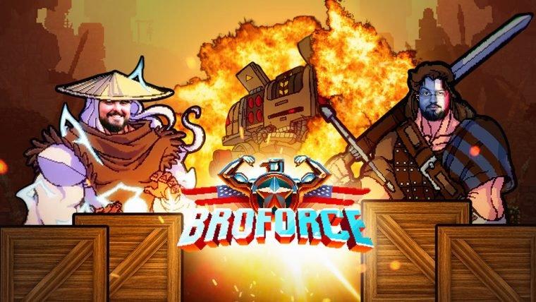Broforce - Vamos valorizar!
