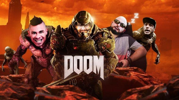 Doom - Administrando headshots