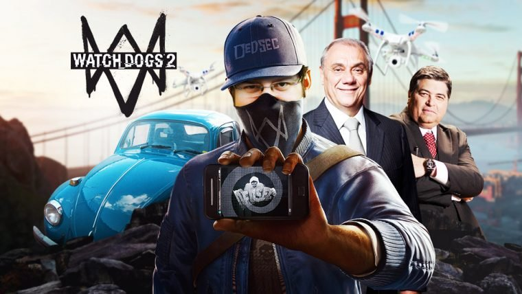 Watch Dogs 2 - Nerd Alerta