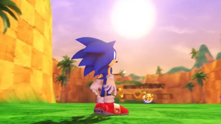 Green Hill Paradise Act 2 mostra que Sonic pode ser divertido em game 3D
