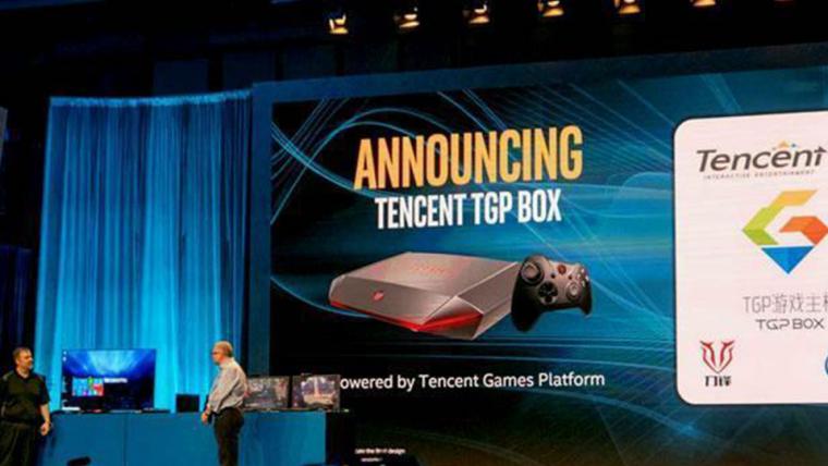 Tencent anuncia console que roda League of Legends