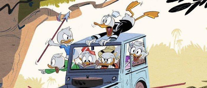 Ducktales | Tema de abertura foi escrito em menos de uma hora