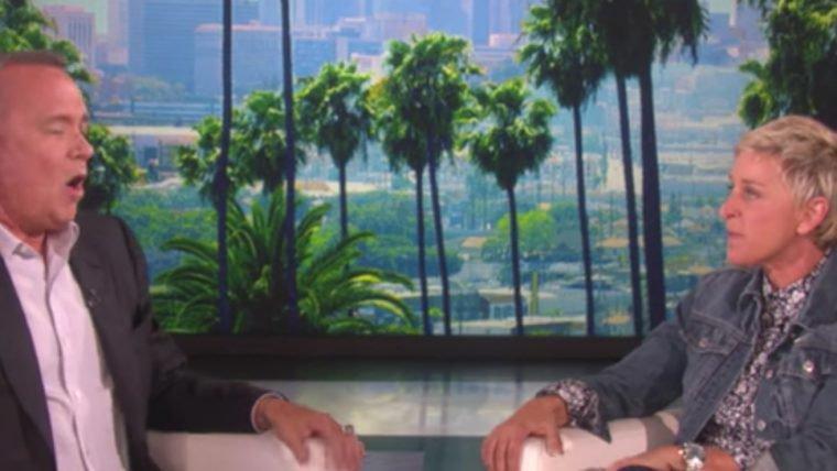 Tom Hanks e Ellen DeGeneres reprisam seus papeis da Pixar em programa