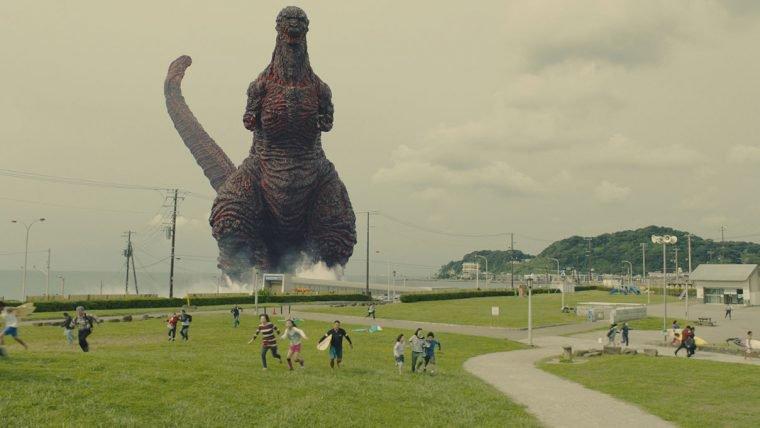 Godzilla: Resurgence   Filme ganha data de estreia no ocidente e novo pôster