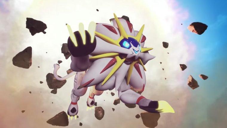Pokémon Sun e Moon | Novo trailer destaca os lendários [Atualizado]