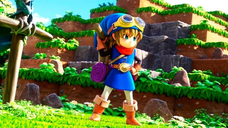 Dragon Quest Builders ganha trailer inédito e demo