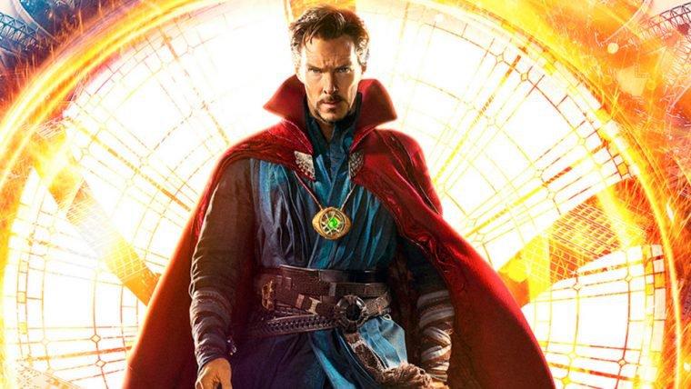 Vingadores: Guerra Infinita   Benedict Cumberbatch começou a gravar suas cenas