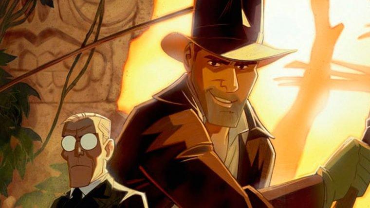 Cinco anos de produção e finalmente podemos ver esse belo tributo ao Indiana Jones