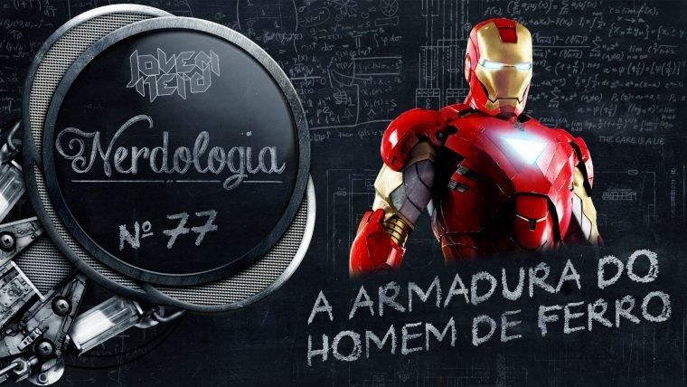 A armadura do Homem de Ferro