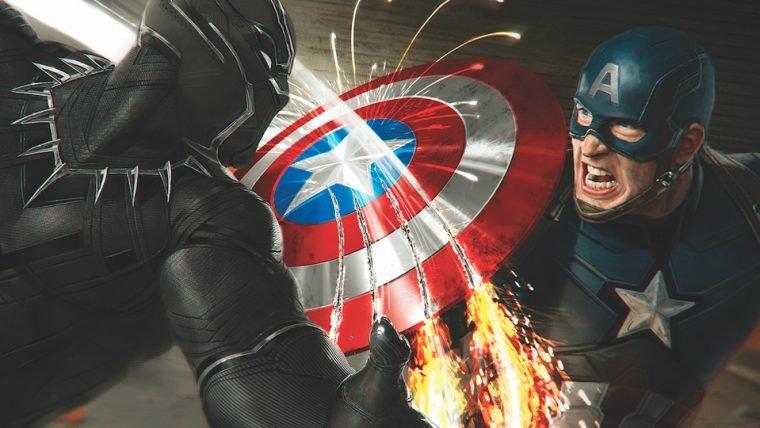 Capitão América: Guerra Civil | Marvel revela novas artes conceituais do filme