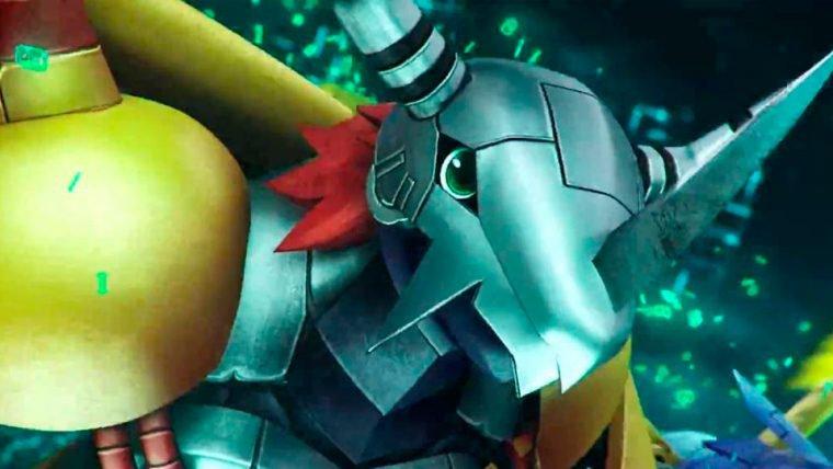 Digimon World: Next Order é oficializado para o ocidente, assista ao trailer