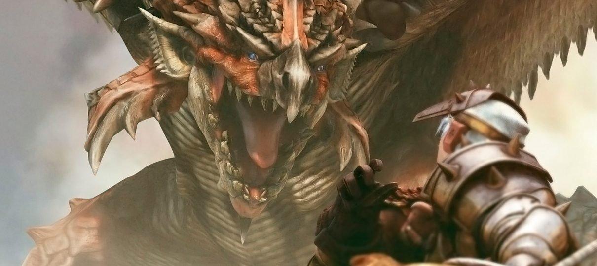 Produtor da Capcom diz que filme de Monster Hunter está em desenvolvimento