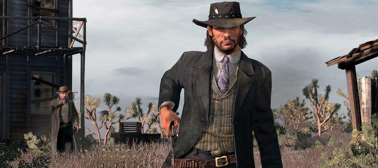Rumor: Red Dead Redemption remasterizado pode ser anunciado nesta semana