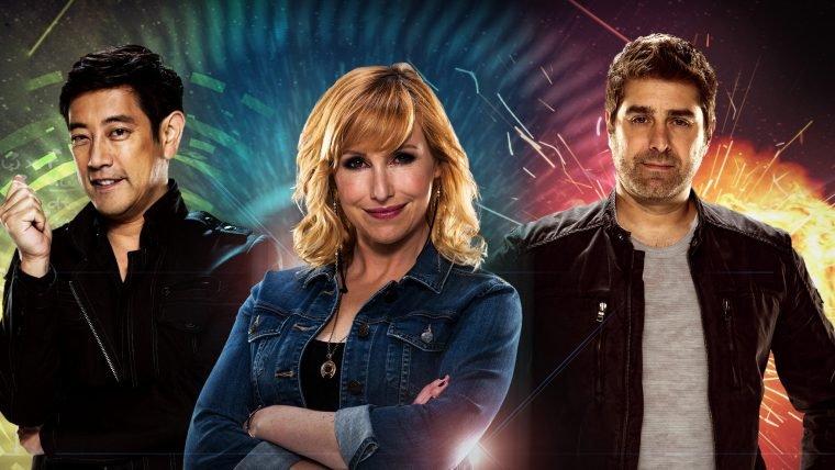 Equipe de Caçadores de Mitos vai ganhar nova série na Netflix