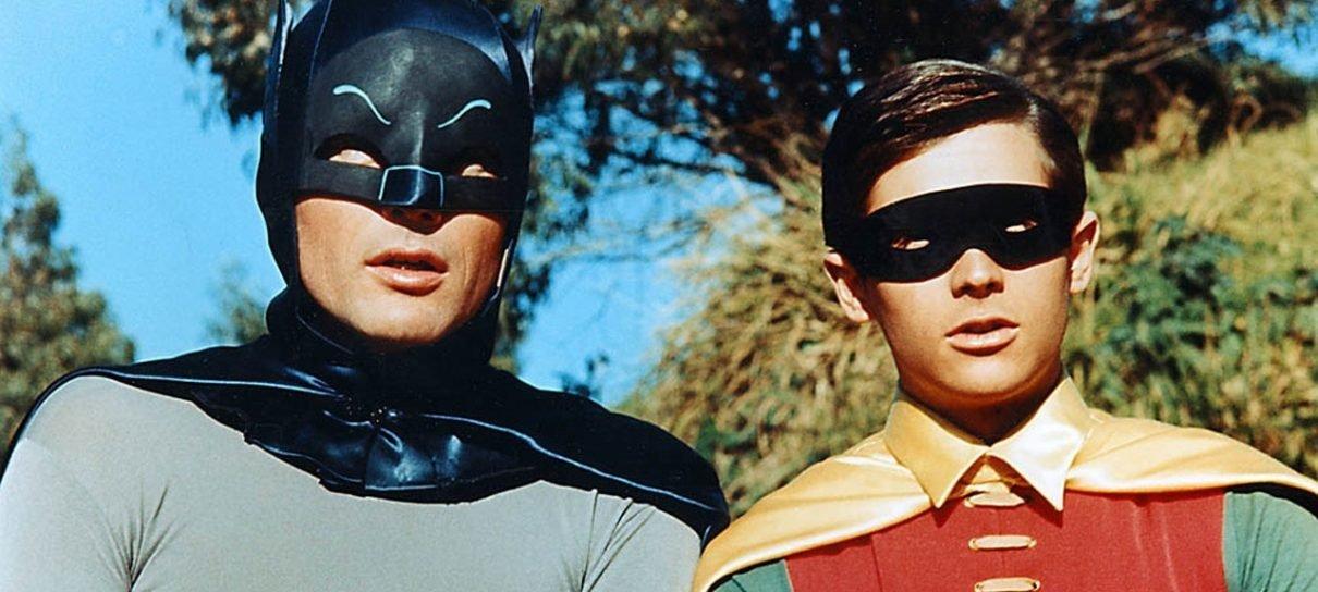 Adam West e Burt Ward gostariam de voltar a interpretar Batman & Robin