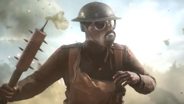 Battlefield 1 ganha mais dois teasers da campanha