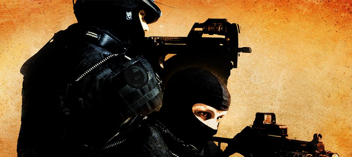 Counter-Strike: Global Offensive se torna o jogo mais vendido de todos os tempos no PC