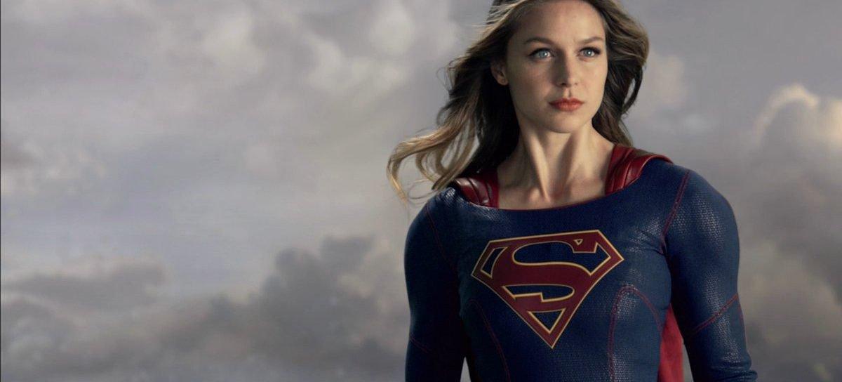 Supergirl | Conversamos com Melissa Benoist, a própria Supergirl