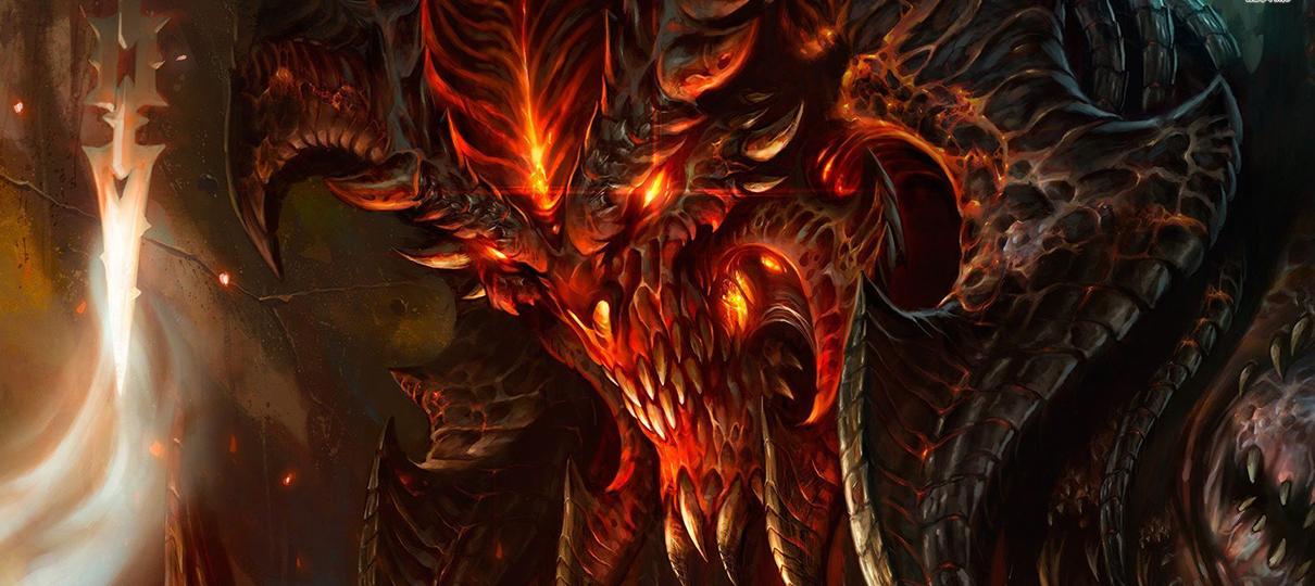 Diablo 4 pode ser anunciado durante a Blizzcon 2016