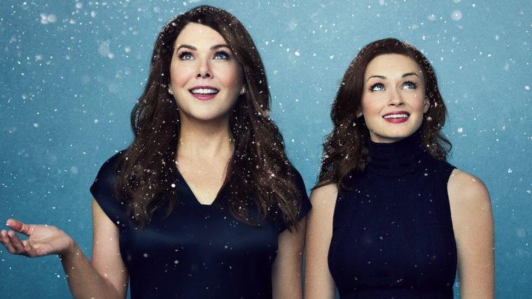 Gilmore Girls   Novos pôsteres mostram Rory e Lorelai curtindo as estações