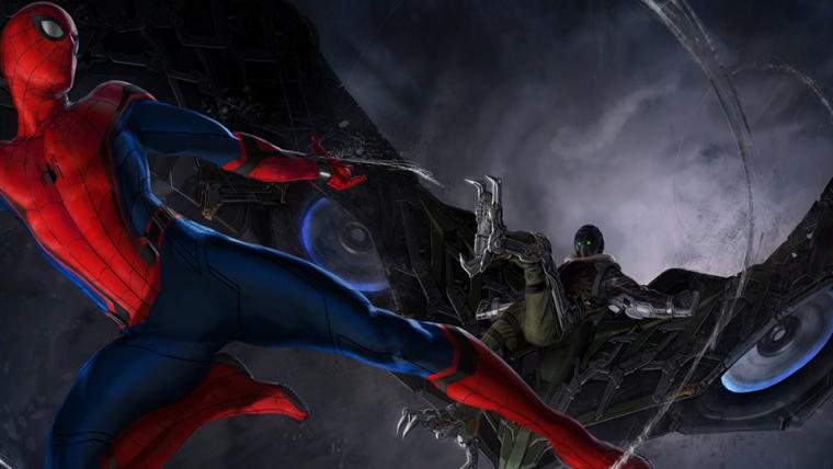 Spider-Man Homecoming pode ter três vilões e aparição de personagem importante
