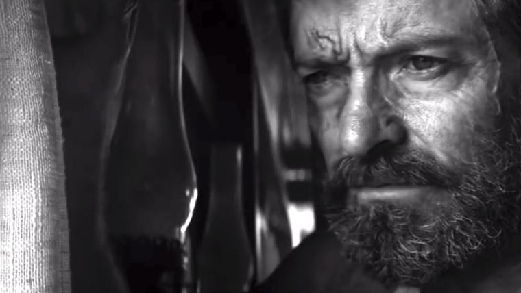Logan | Confira como o trailer ficaria em preto e branco