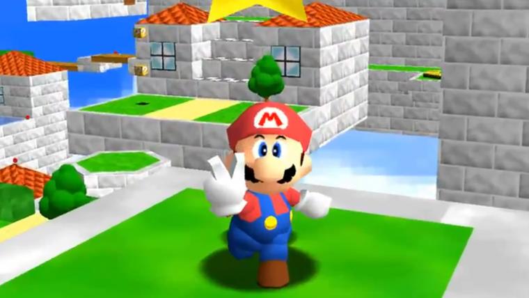Hack de Super Mario 64 é praticamente um jogo novo