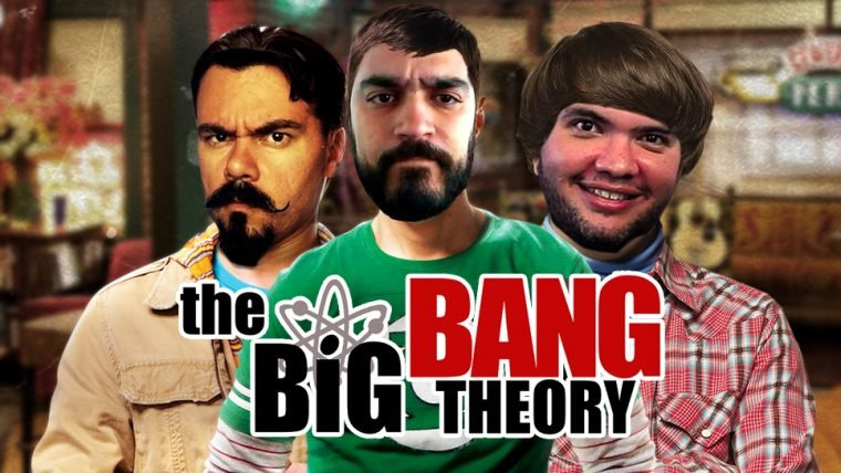 Big Bang Theory: Nerds vs Bazingueiros!