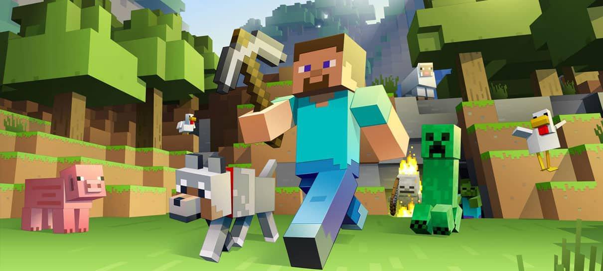 Minecraft: O Filme contrata roteirista de Pan e Mulher-Maravilha