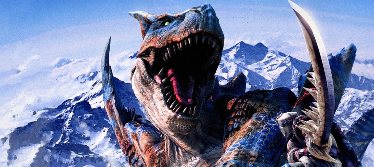 Nintendo Direct de Monster Hunter acontecerá no próximo dia 27