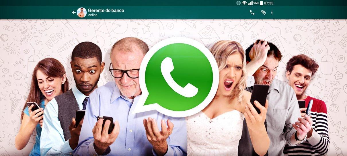 Falando mal do Whatsapp