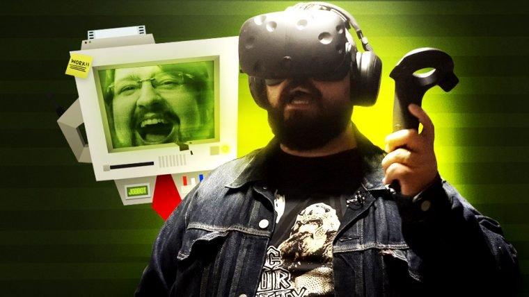 Job Simulator (VR) - A Maravilhosa Cozinha de Azaghal
