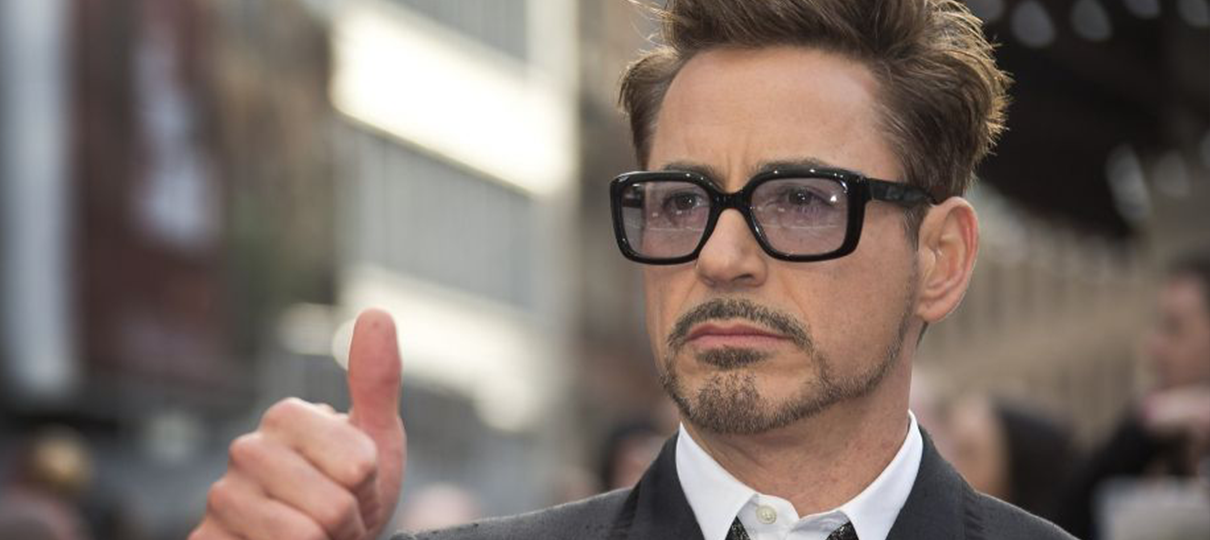 Robert Downey Jr. quer dublar o assistente virtual do Mark Zuckerberg