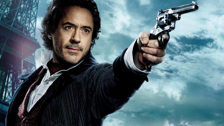 Sherlock Homes 3 contrata roteiristas de Rogue One e Guardiões da Galáxia