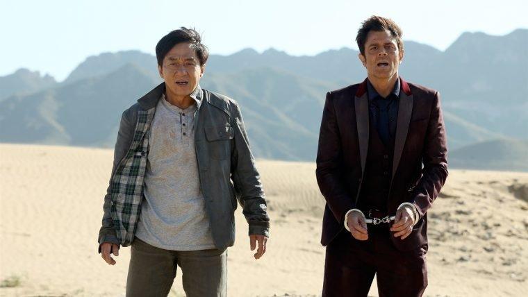 Fora do Rumo   Assista ao trailer nacional do novo filme de Jackie Chan e Johnny Knoxville