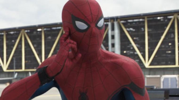 Terminam as filmagens de Spider-Man Homecoming