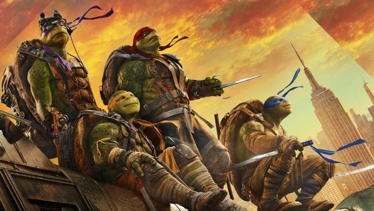 As Tartarugas Ninja | Terceiro filme da saga não vai acontecer, segundo o produtor