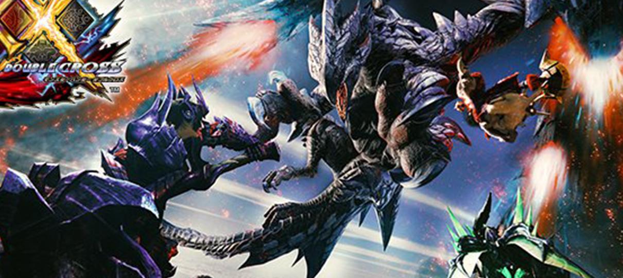 Monster Hunter XX é anunciado e com ele uma possível data de lançamento para o Switch