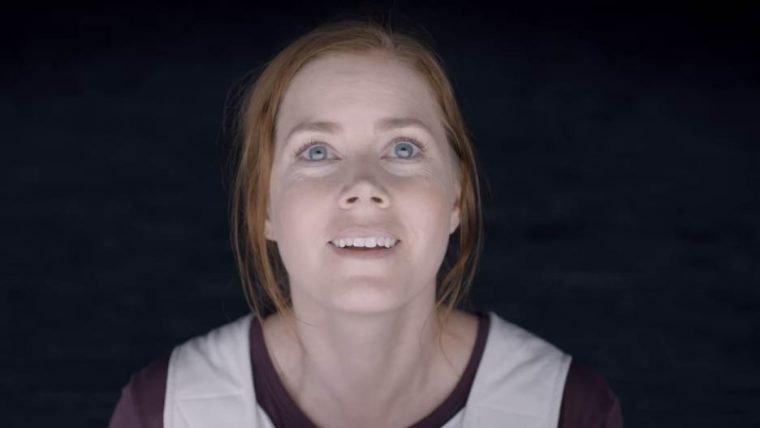 A Chegada   Entender a linguagem de aliens é uma questão de vida ou morte em novo trailer