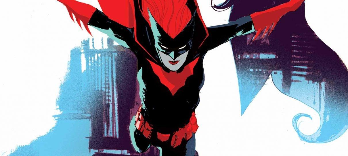 NYCC 2016 | Batwoman vai voltar a ter HQ própria