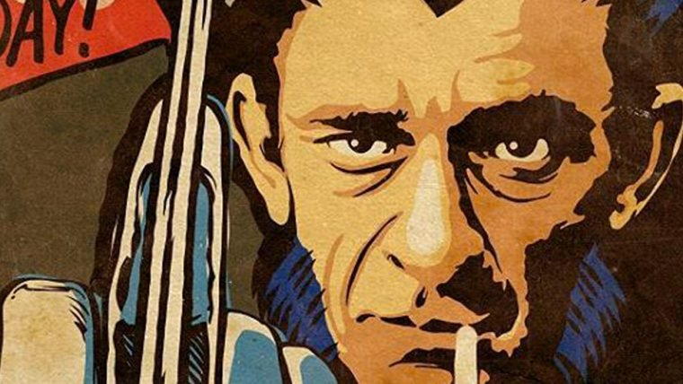 Logan | Artista mistura Wolverine e Johnny Cash em ilustração