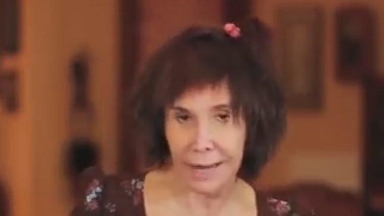 Florinda Meza, a Dona Florinda do Chaves, estreia canal no YouTube