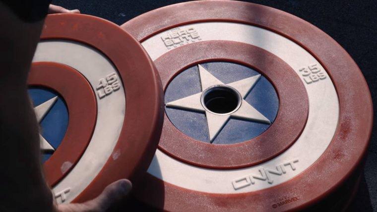 Você não precisa ser o Tony Stark para malhar com equipamentos dos Vingadores