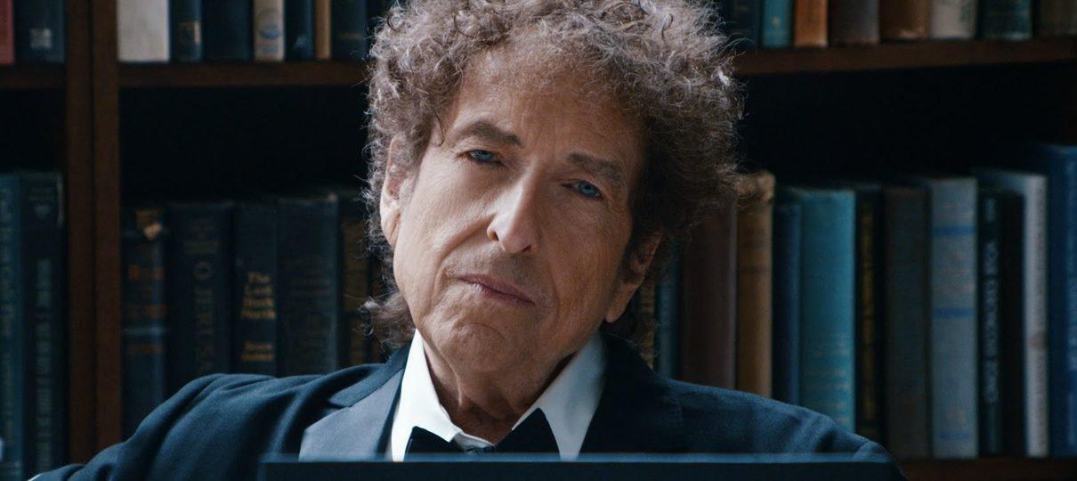 Bob Dylan vence o Prêmio Nobel de Literatura