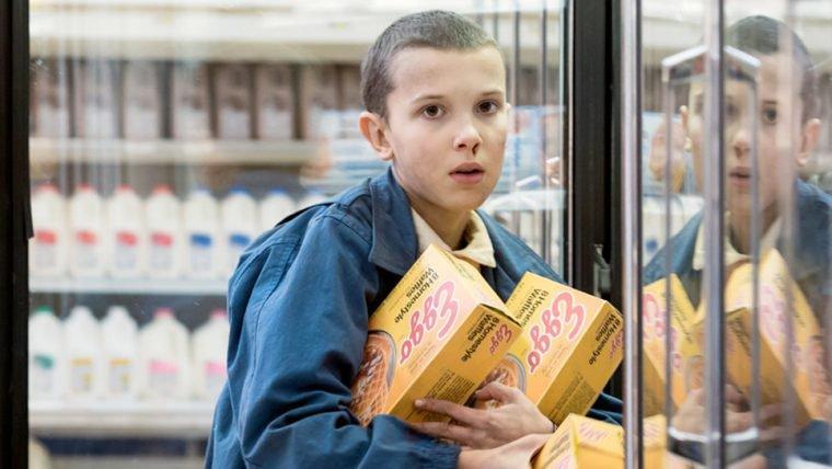 NYCC 2016   Millie Bobby Brown sugere retorno de Eleven em Stranger Things