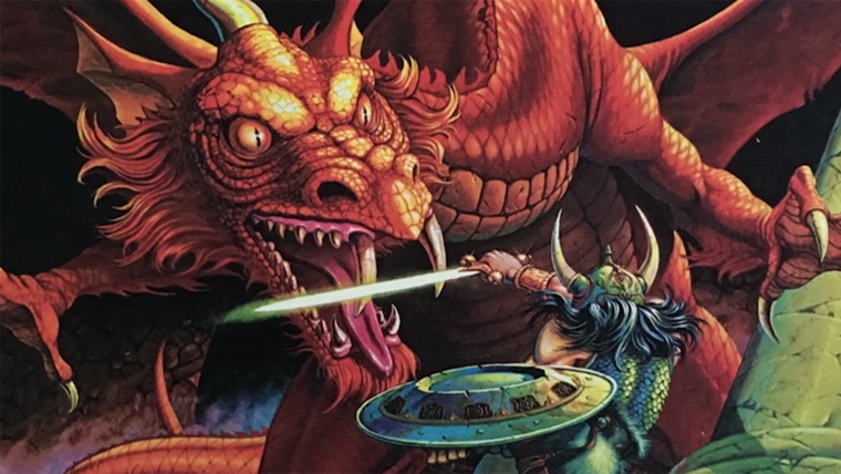 Eye of the Beholder é um documentário sobre as artes de Dungeons & Dragons