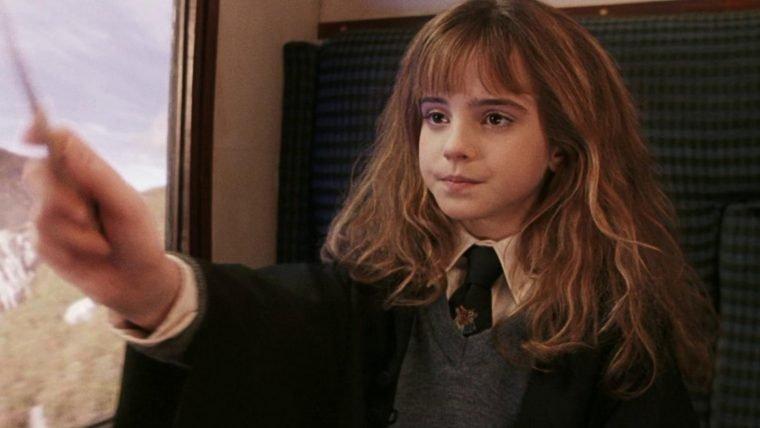 Harry Potter | Emma Watson usou dentes falsos nas gravações do primeiro filme