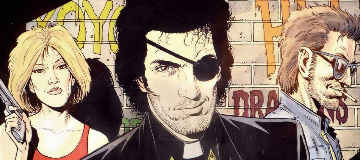Morre Steve Dillon, artista de Preacher e Hellblazer